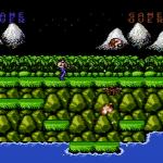 Contra, AV Famicom