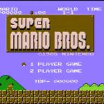 Super Mario Bros (AV Famicom)