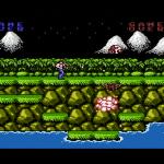 Contra, NES (PAL)