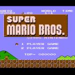 Super Mario Bros, NES (PAL)