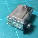 Removing base from modulator unit