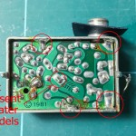 Modulator board anchor points